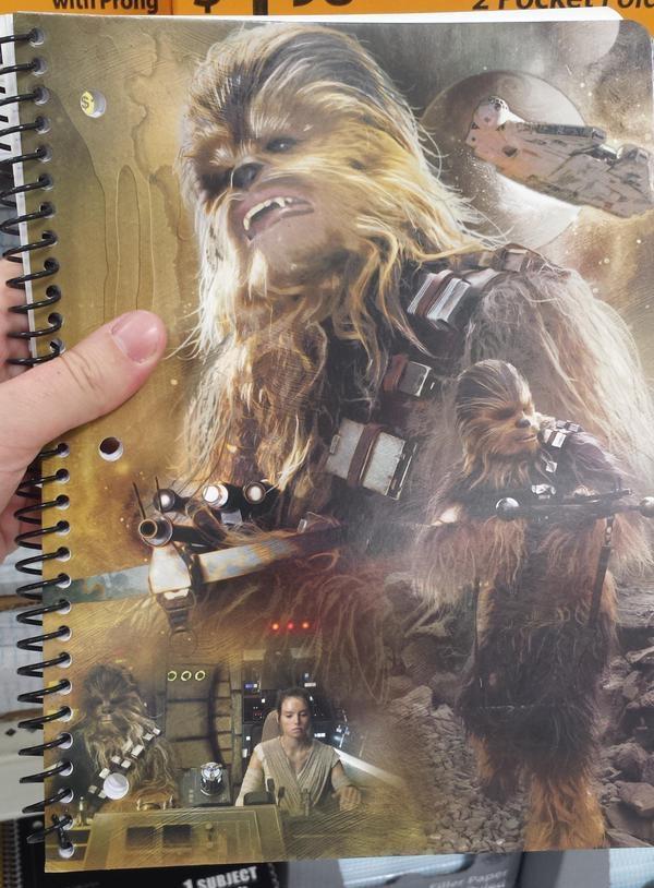 ChewbaccaNotebook